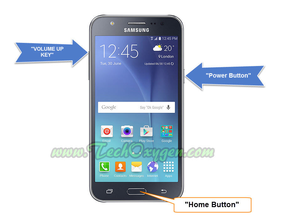 How To Reset Samsung Galaxy J7 Soft Reset And Hard Reset