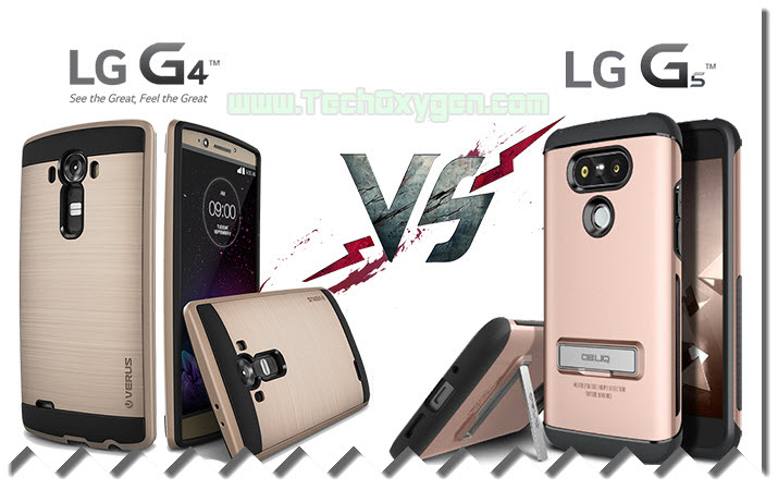 LG G5 vs G4: What's new in LG's latest flagship mobile phone?