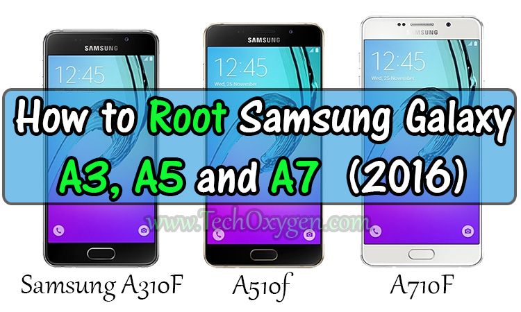 How to ROOT Samsung Galaxy A5 2016 Odin and CF-Auto-Root