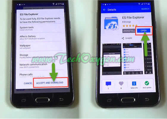Samsung Galaxy J500 - How to bypass Google Account SideSync