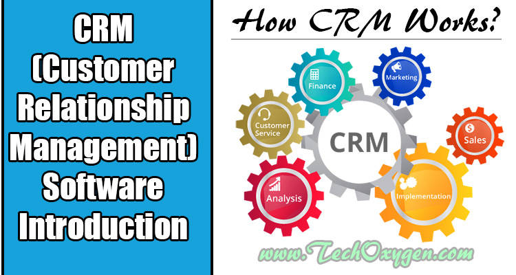 CRM (Customer Relationship Management) Software Introduction 2016