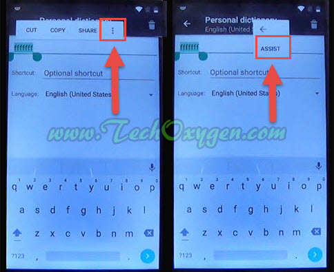 BYPASS GOOGLE Account Alcatel SHINE Lite Unlock FRP