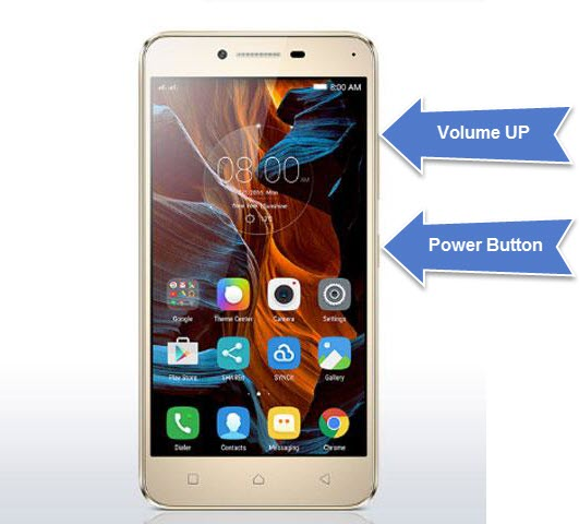 How to Hard Reset LENOVO K5 Plus to Factory Settings