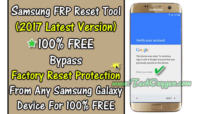 Samsung FRP Tool Download 2018 FRP Bypass - [WORKING GUIDE]