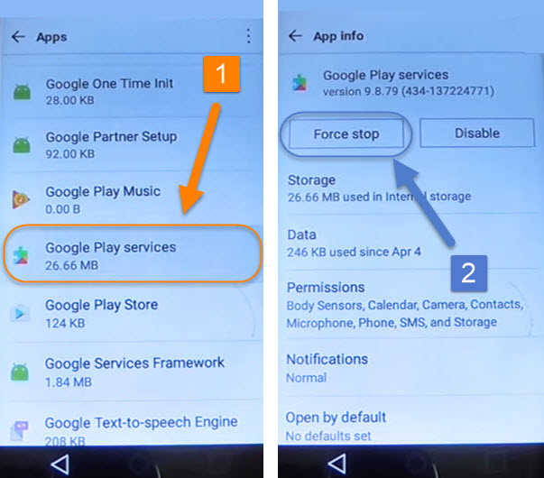 Bypass Google verification on LG Android - [Remove FRP lock