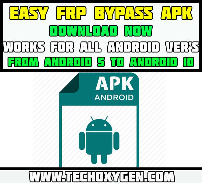 Easy FRP Bypass APK Download