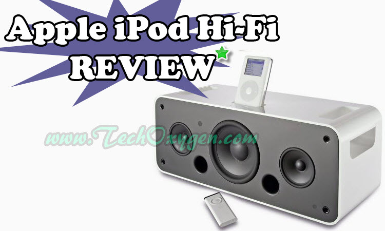 Apple iPod Hi-Fi Review - Apple's First Home Audio Device (BUY NOW)