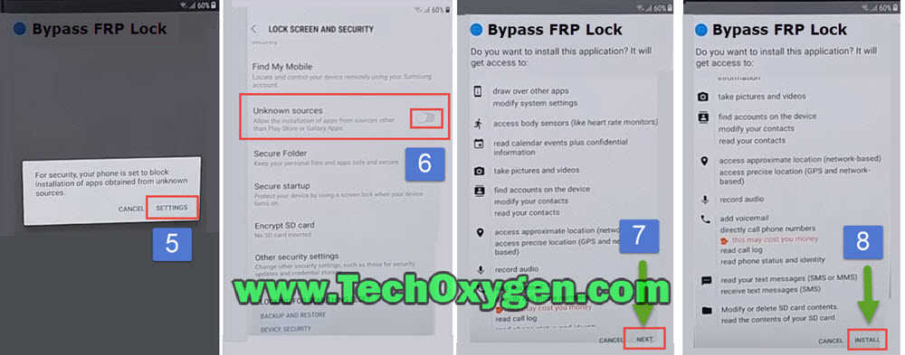 frp bypass apk samsung download | TechOxygen Daily Technology Updates