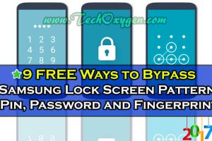 Bypass Samsung Lock Screen Pattern, PIN, Password, Fingerprint scanner, remove google account, deactivate password lock, unlock pin, pattern lock