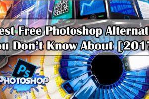 5 Best Free Photoshop Alternatives You Don't Know About