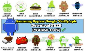 SAMSUNG BYPASS GOOGLE VERIFY APPLICATION DOWNLOAD FREE 2017