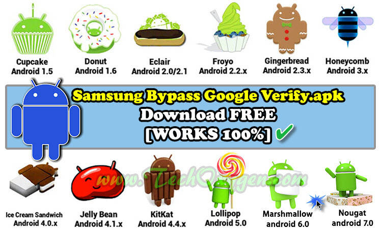 Download Samsung bypass google verify FRP Apk 2018 [SOLVED 100%]
