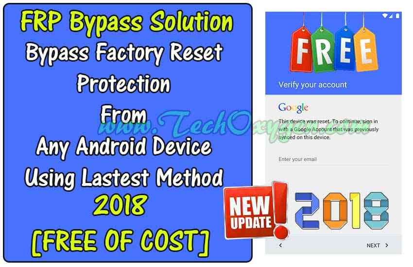 FRP-BYPASS-2018 APK Download