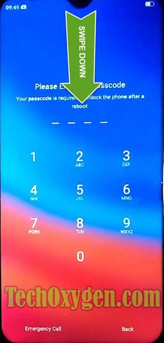 F9 Hard Reset without Password