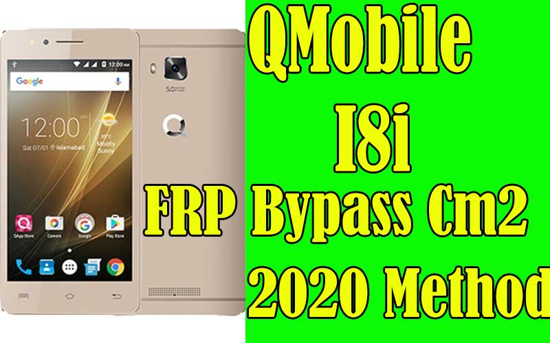 Qmobile I8i FRP Bypass Cm2 Miracle Softwae. Miracle box software is using to FRP bypass cm2 in Qmobile i8i android phone. Best method to remove FRP lock.