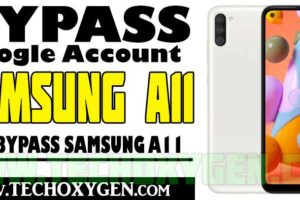 Samsung A11 FRP bypass Tool Android 10 - Without SIM Card