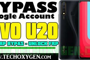 Vivo U20 FRP Bypass Without PC Bypass Google Account Android 9